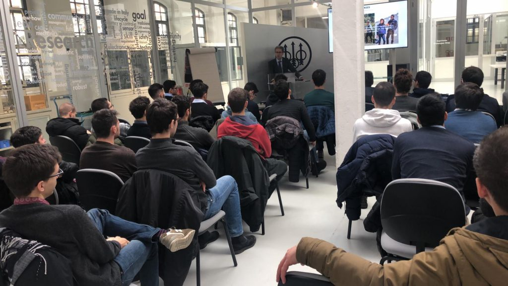 Lezioni in fabbrica @ Fabbrica d'Armi Pietro Beretta