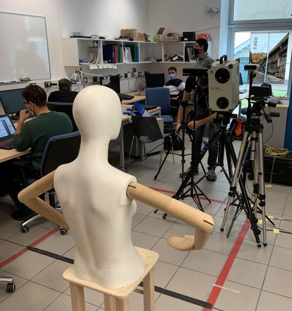 MiRo-lab e MMTLab per la visione
